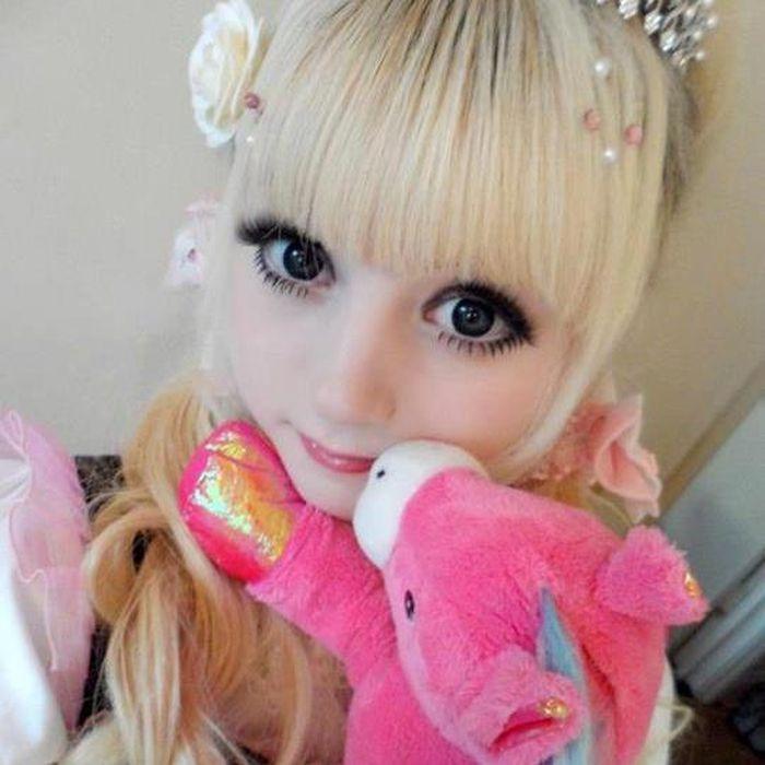 Real-Life Dolls (29 pics)