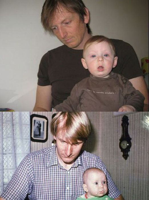 Then and Now. Part 4 (30 pics)