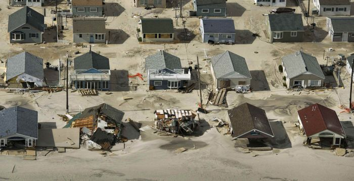 Sandy Destruction From Above (46 pics)