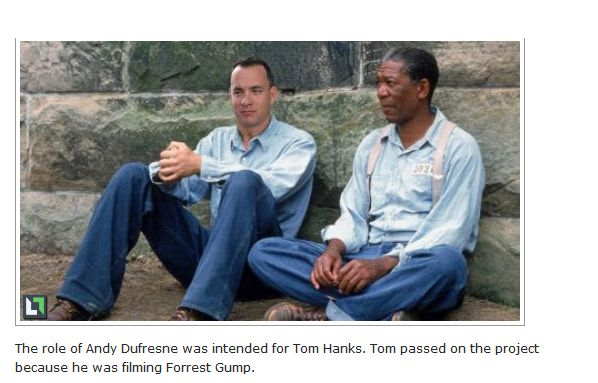 Interesting Facts about Shawshank Redemption (15 pics)