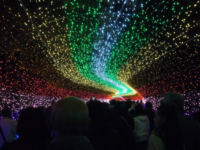 Japan's Winter Light Festival (15 pics)