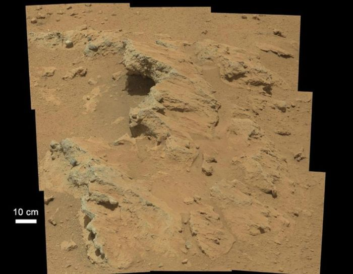 The Best Photos of Mars Made by Curiosity (21 pics)