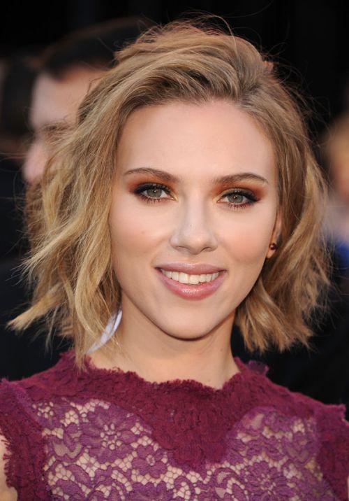 Scarlett Johansson's New Tattoo (2 pics)