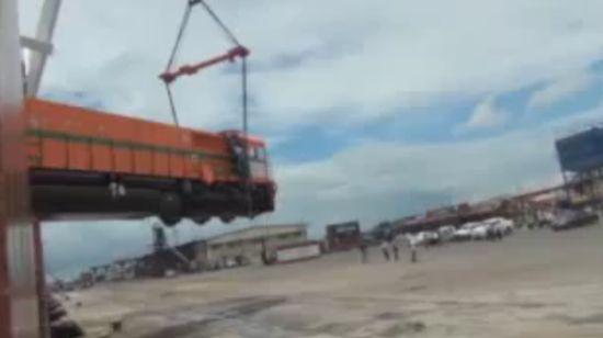 Epic Locomotive Transportation Gone Wrong