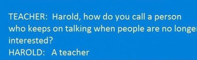 Kids Vs Teacher (10 pics)