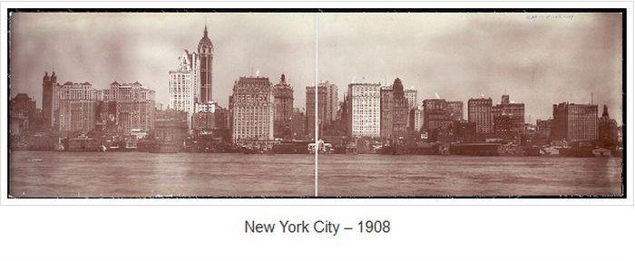 Panoramic Views of New York 1902-1913 (24 pics)