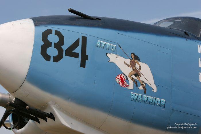 Aircraft Nose Art (42 pics)