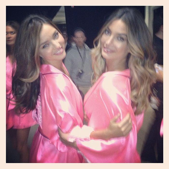 Behind The Scenes Of The 2012 Victoria's Secret Fashion Show (42 pics)
