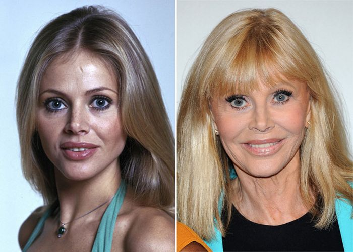 Bond Girls Then And Now. Part 2 (37 pics)