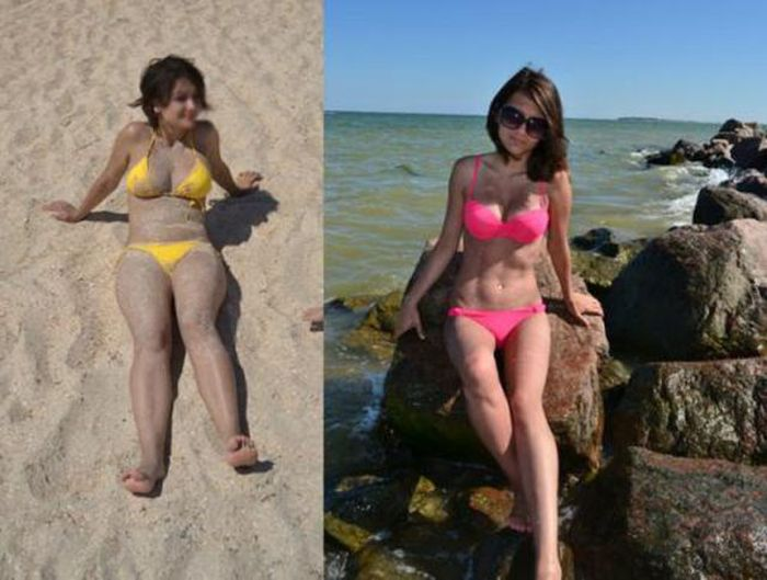 Girls Who Became Hot (34 pics)