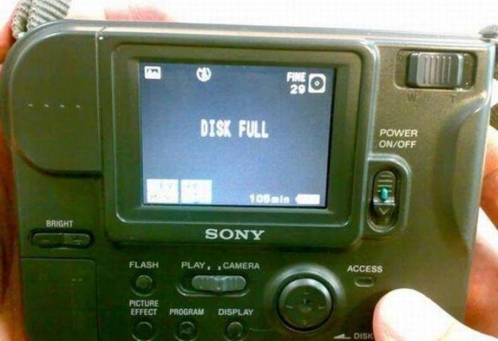 1999 Sony Digital Mavica MVC-FD73 (6 pics)
