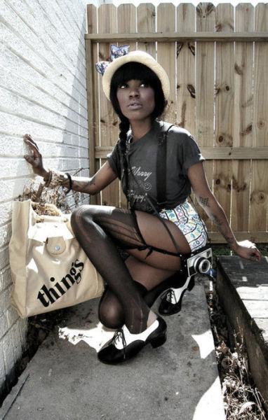 Hot Black Girls (45 pics)