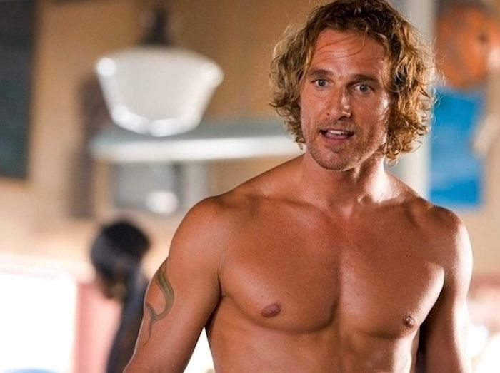 Matthew McConaughey Is Extremely Thin (5 pics)