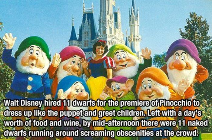 Mind Blowing Facts (30 pics)