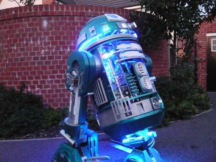 Podpadstudios. Star Wars R11.E1. Astromech (35 pics)