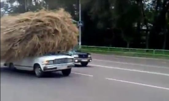 Great Compilation of The Craziest Russian Driving Fails