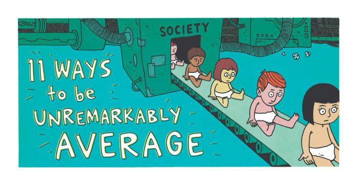 Unremarkably Average Man (9 pics)