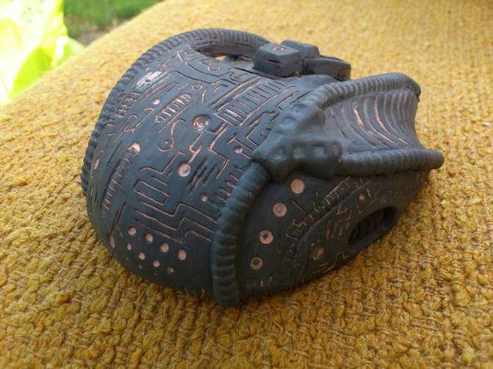 Alien PC Mouse (29 pics)