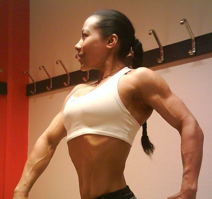 Erika Andersson of Swedish Special Forces (65 pics)