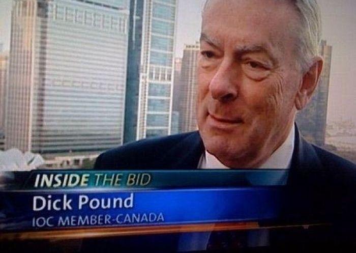 Unfortunate Names (46 pics)