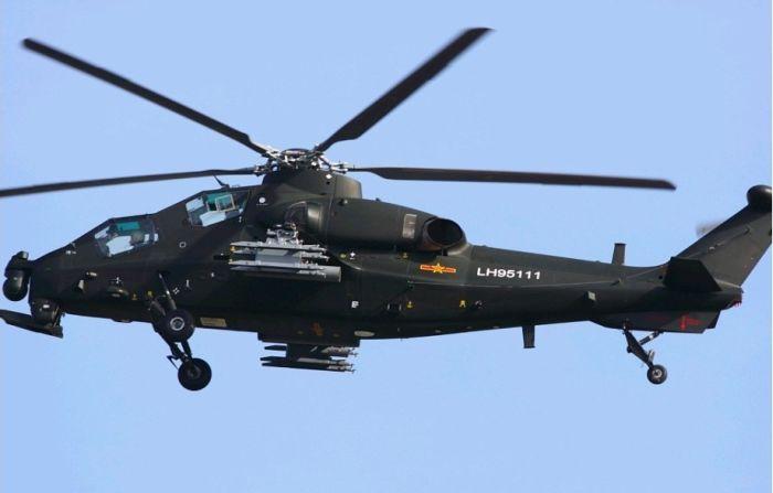 China's WZ-10 (46 pics)