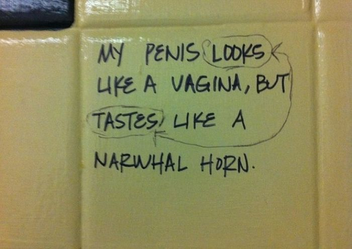 Bathroom Confessions (21 pics)