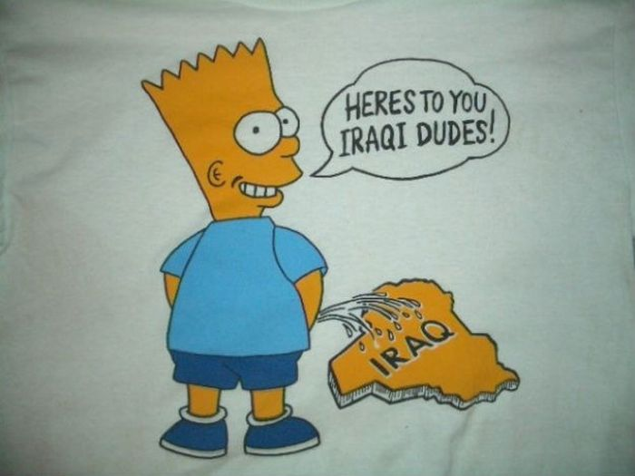 the best bootleg bart simpson shirts 20 pics