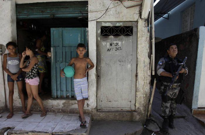 Drug Addicts of Brazil (32 pics)