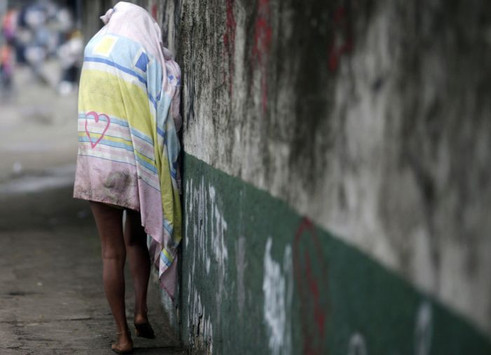 Drug Addicts of Brazil (32 pics)