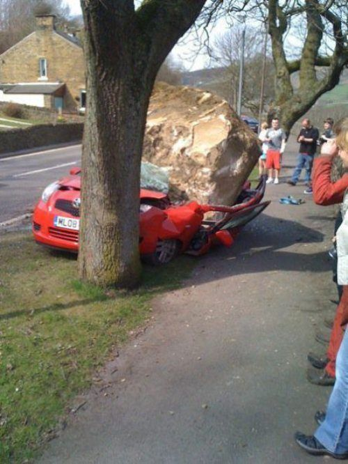 Crashes (45 pics)