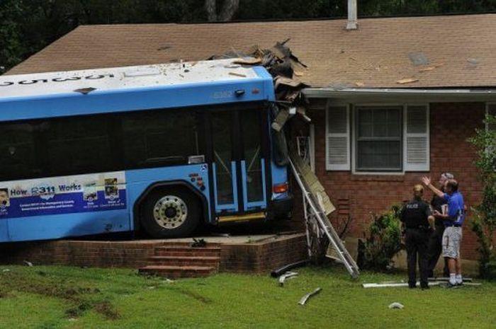 Crashes (45 pics)