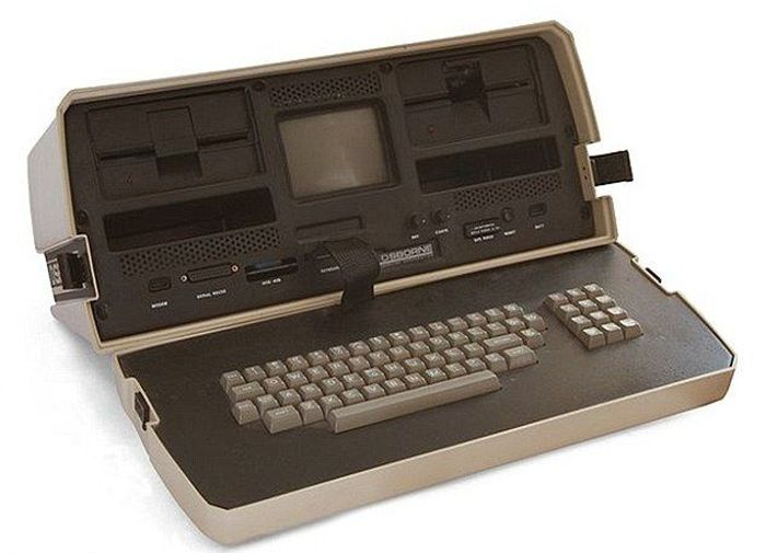 Osborne 1, the First Laptop Ever (4 pics)