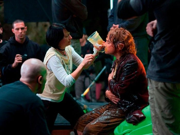 The Hobbit, Behind the Scenes (31 pics)