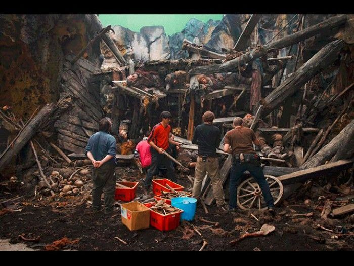 The Hobbit, Behind the Scenes (31 pics)