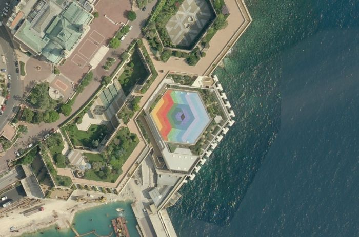 These Places Look Great From Above (68 pics)