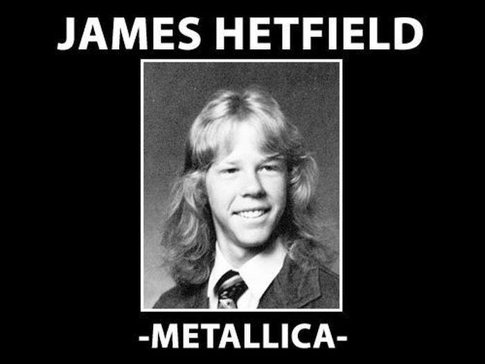 Rock Stars in High School (18 pics)