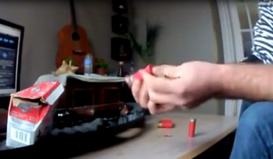 Packing Bullets as a Present Gone Wrong
