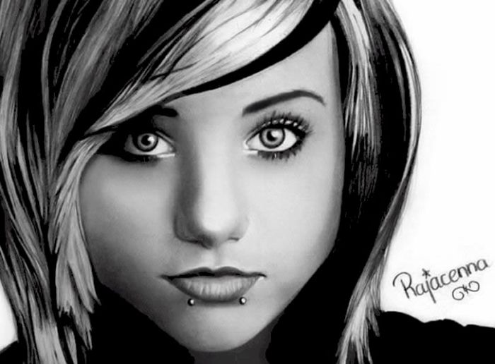 Realistic Pencil Drawings by Rajacenna (27 pics)