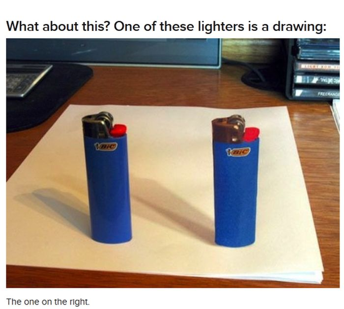 Try to Make It Through This Post Without Your Brain Melting (30 pics)