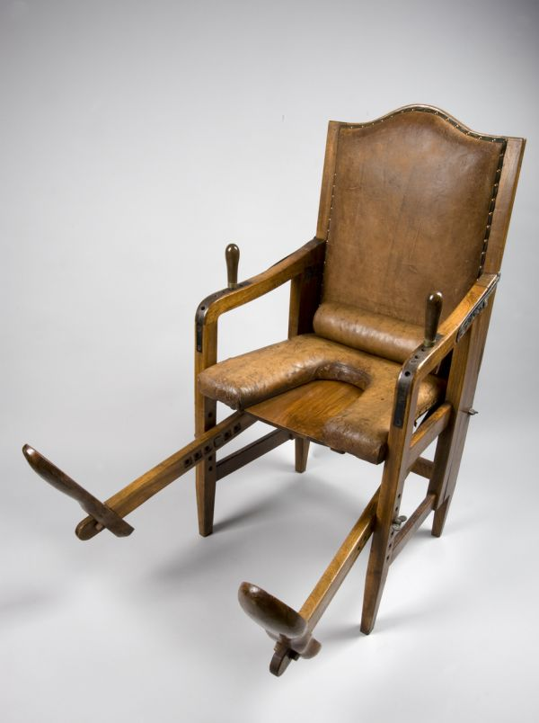 European Parturition Chairs, 1501-1800 (11 pics)