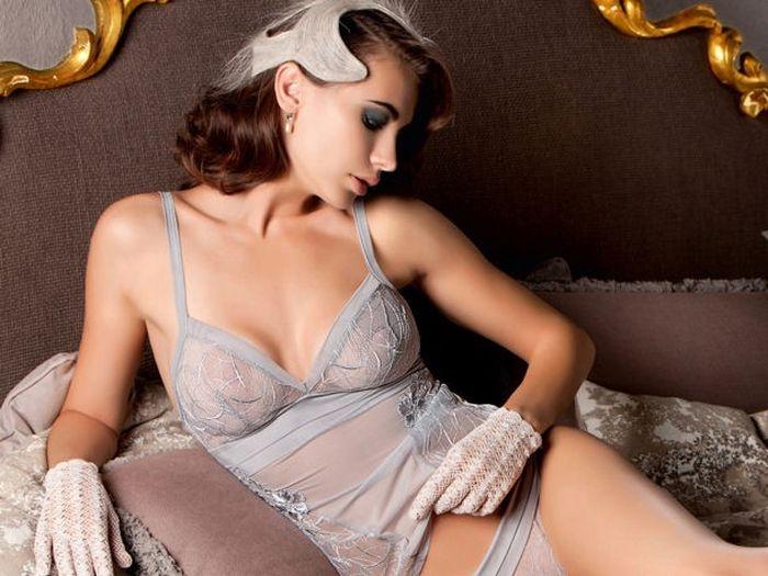 Hot Girls in Lingerie (30 pics)