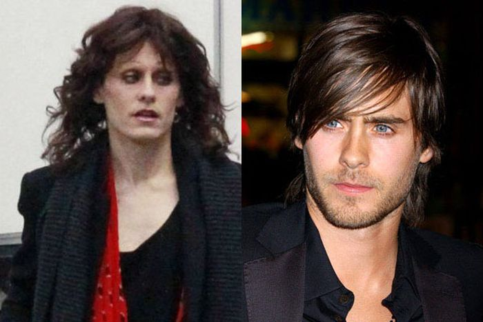 Jared Leto Looks... Different (15 pics)