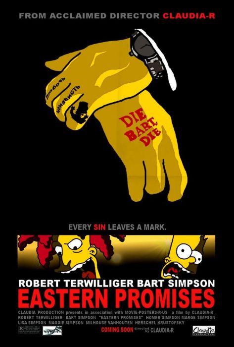 Movies Poster Parodies (44 pics)