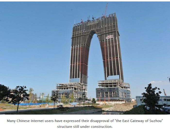 Crazy Buildings in China (21 pics)