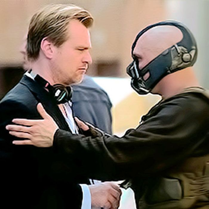 The Making of The Dark Knight Trilogy (79 pics)
