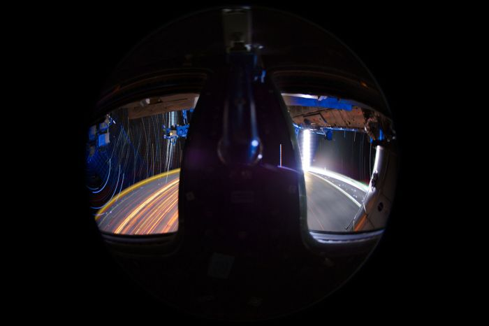 ISS Star Trails (36 pics)