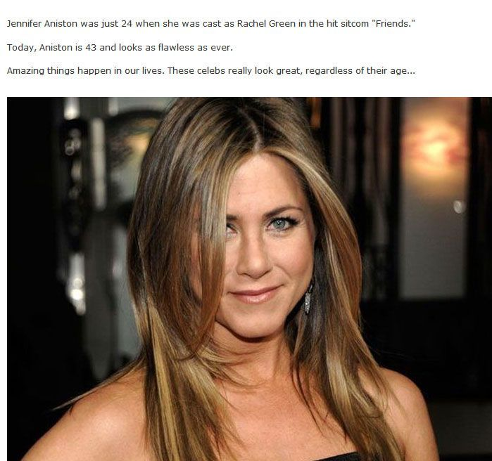 Stars Who Have Aged Really Well (22 pics)