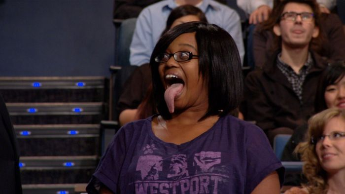 The Longest Tongue in the World (19 pics)