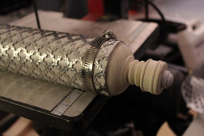 DIY Steampunk Hand Cannon (22 pics)