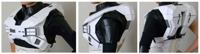 The Creation of Kat Armor Suite (105 pics)